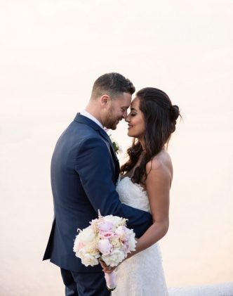 Dreamy Greek Island wedding